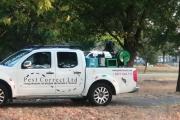 Община Панагюрище проведе обработка на тревни площи за превантивен контрол срещу вредители